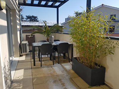 APPARTEMENT TYPE 3 TERRASSE